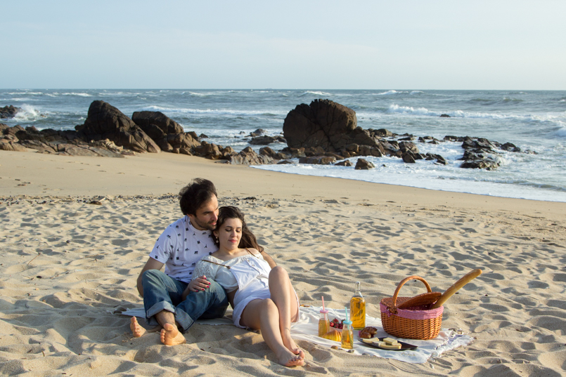 Le Fashionaire Beach Picnic beach picnic blogger inspiration zara overall white love lefties 9490 EN 805x537