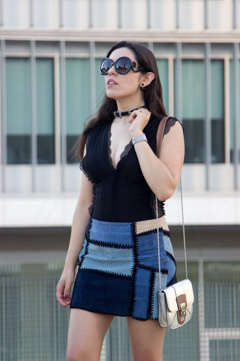 Le Fashionaire Super Power blogger gorgeou style prada baroque trendy zara body oporto cool chocker double bucke 2337 EN 805x1208