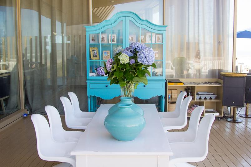 Le Fashionaire LKodak blogger kodak porto amazing dreaming decoration blue table white pot blue 4588 EN 805x537