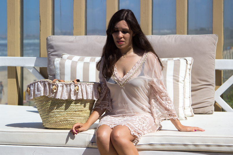 Le Fashionaire LKodak blogger kodak porto amazing dreaming pale pink dress beach 4514 EN 805x537