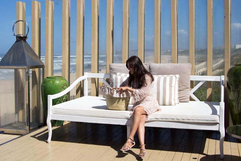 Le Fashionaire LKodak blogueira bonita porto kodak inspirador rosa velho vestido praia 4504 PT 805x537