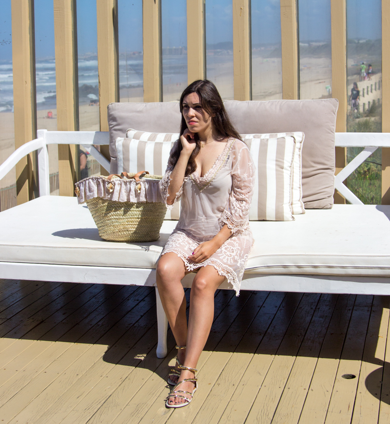 Le Fashionaire LKodak blogueira bonita porto kodak inspirador rosa velho vestido praia 4540 PT 805x874