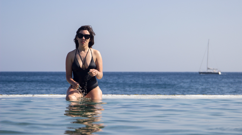 Le Fashionaire Travel Diary: Quinta do Lorde Hotel lefashionaire catarine martins travel diary hotel quinta lorde madeira portugal natural pool luxury hotel celine sunglasses blanca suarez women secret swimsuit chic 2973 FEATURED EN