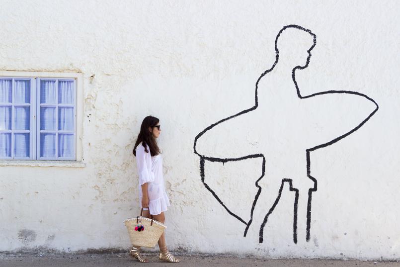 Le Fashionaire Ericeira em postais portugal ericeira blogueira postal art rua parede surf 5791 PT 805x537