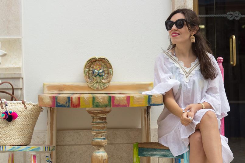 Le Fashionaire Ericeira em postais portugal ericeira blogueira postal primark cesta—praia stradivarius sandalias dolce gabbana oculos sol hm brincos rosefield relogio 5679 PT 805x537