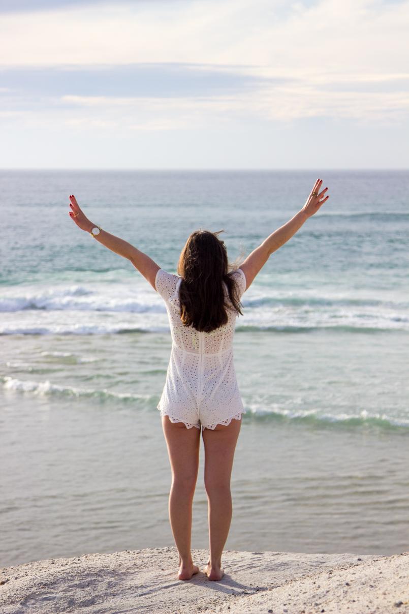 Le Fashionaire Branco praia rei cortico macacao branco blogueira bonita mar areia 0515 PT 805x1208