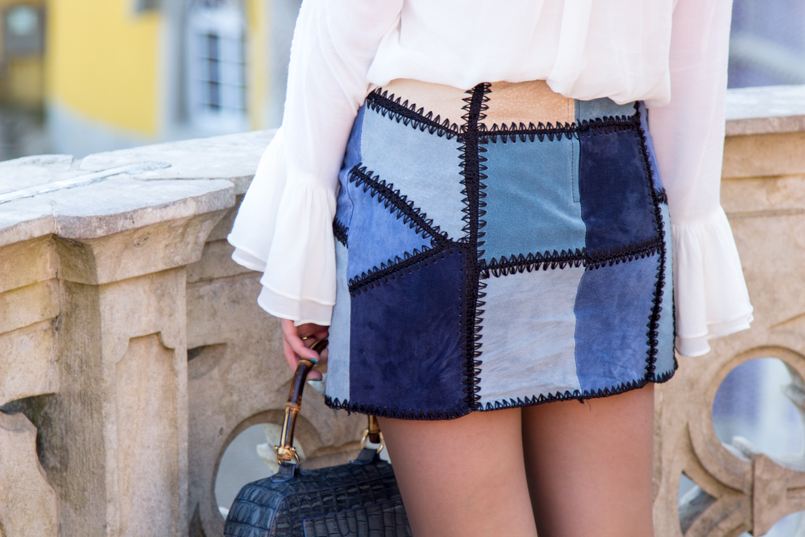Le Fashionaire Once upon a time... portugal palace pena sintra blogger skirt zara bag lanidor bamboo crocodile leather shirt zara img 7895 en 805x537