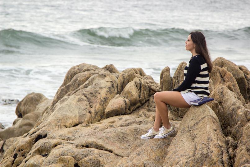 Le Fashionaire Chuva de Estrelas praia mar porto blogueira camisola zara kids malha riscas azul branca dourada sapatilhas allstar converse douradas calcoes brancos botoes dourados versace riachuelo 6199 PT 805x537