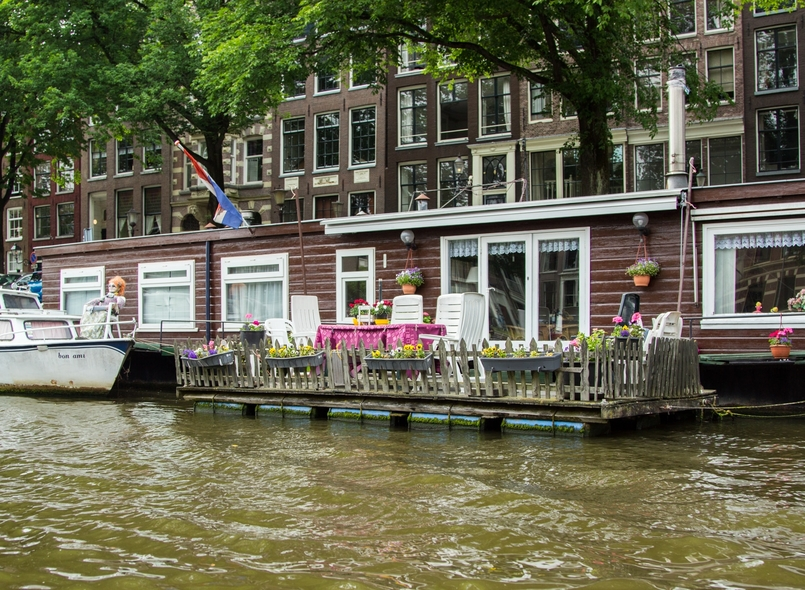 Le Fashionaire Travel Diary: Amsterdam II blogger catarine martins amsterdam canals flowers 0752 EN 805x590
