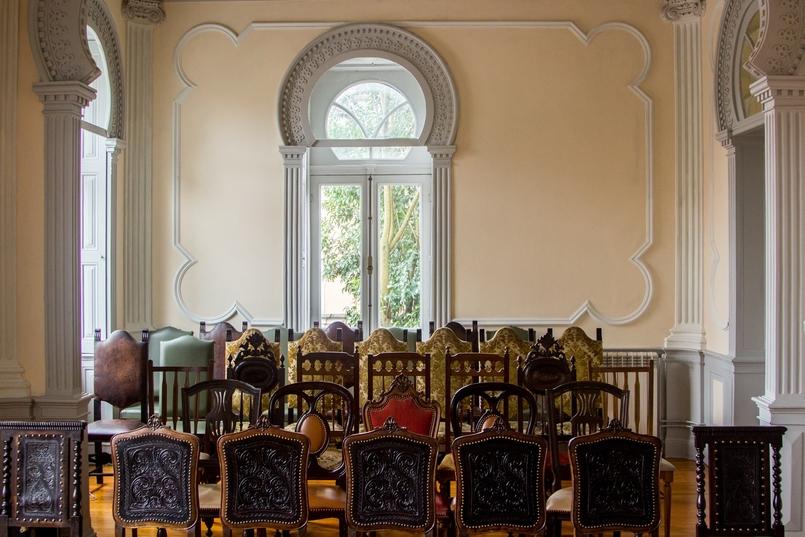 Le Fashionaire Chiado Café Literário sala branca arabe 0020 PT 805x537