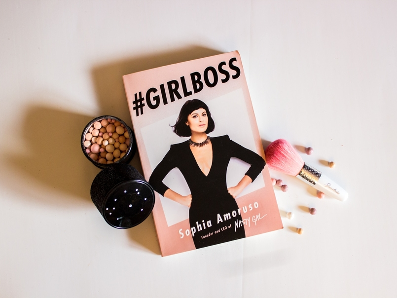 Le Fashionaire 3 lessons ive learned from Girl Boss blogger catarine martins fashion inspiration girl boss book sophia amoruso pink guerlain colorful meteorites 108 EN 805x604