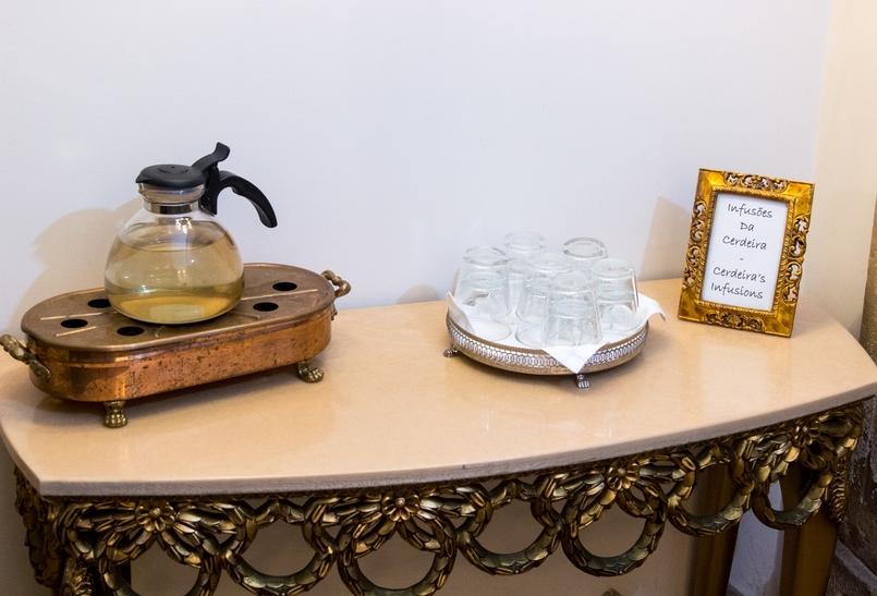 Le Fashionaire Palácio da Lousã Boutique Hotel cerdeira infusion tea lousa palace boutique hotel 1234 EN 805x547