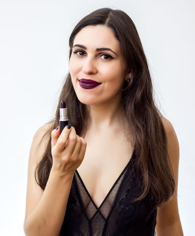 Le Fashionaire 7 lipsticks for Fall mac dark purple instigator body oysho lace black fall 9191 EN 805x974