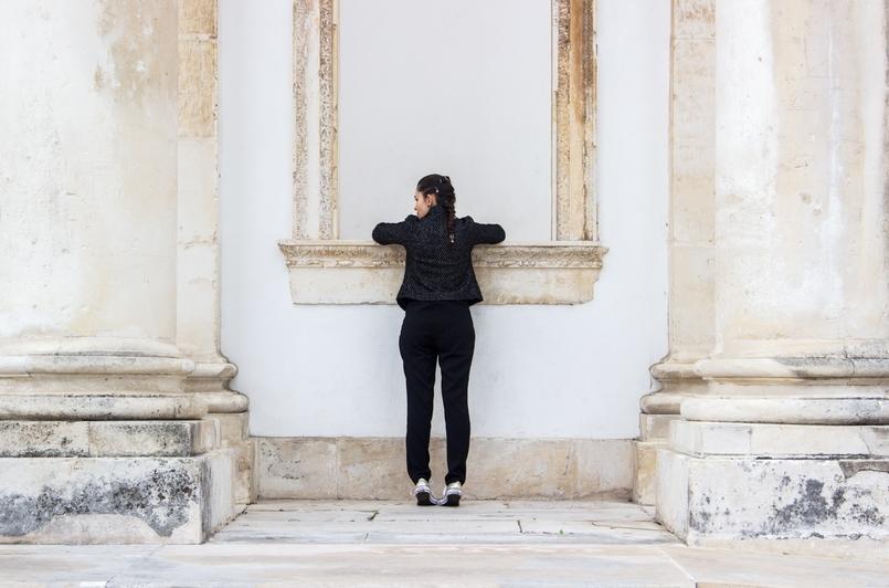 Le Fashionaire Freedom tweed.silver black zara jacket paper bag black lefties trousers 0887 EN 805x532