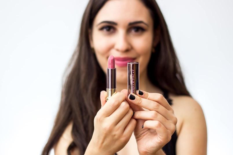 Le Fashionaire 7 lipsticks for Fall urban decay pink mate back talk swatch body oysho lace black fall 9123 EN 805x537