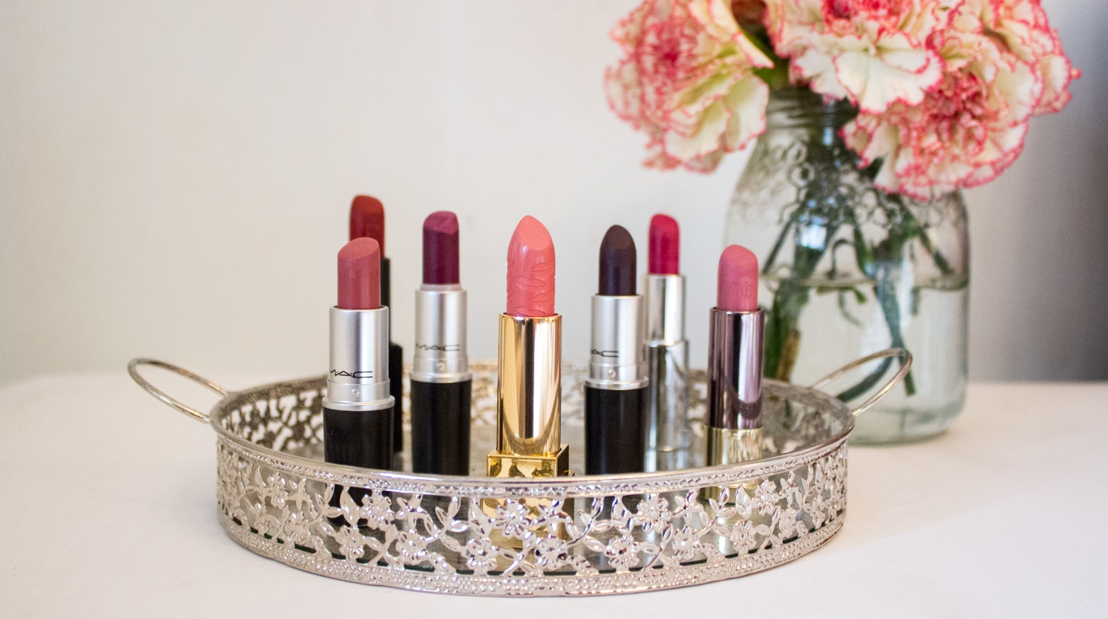 Le Fashionaire 7 lipsticks for Fall ysl urban decay mac fast play givenchy nars olivia instigator lipstick 4749F EN