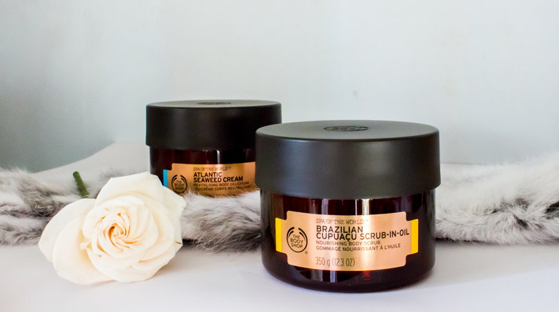 Le Fashionaire Valentines Giveaway body cream bodyshop seaweed body scrub oil bodyshop brazilian cupuacu scented candle bodyshop hawaiian kukui valentines giveaway 5069F EN 805x450