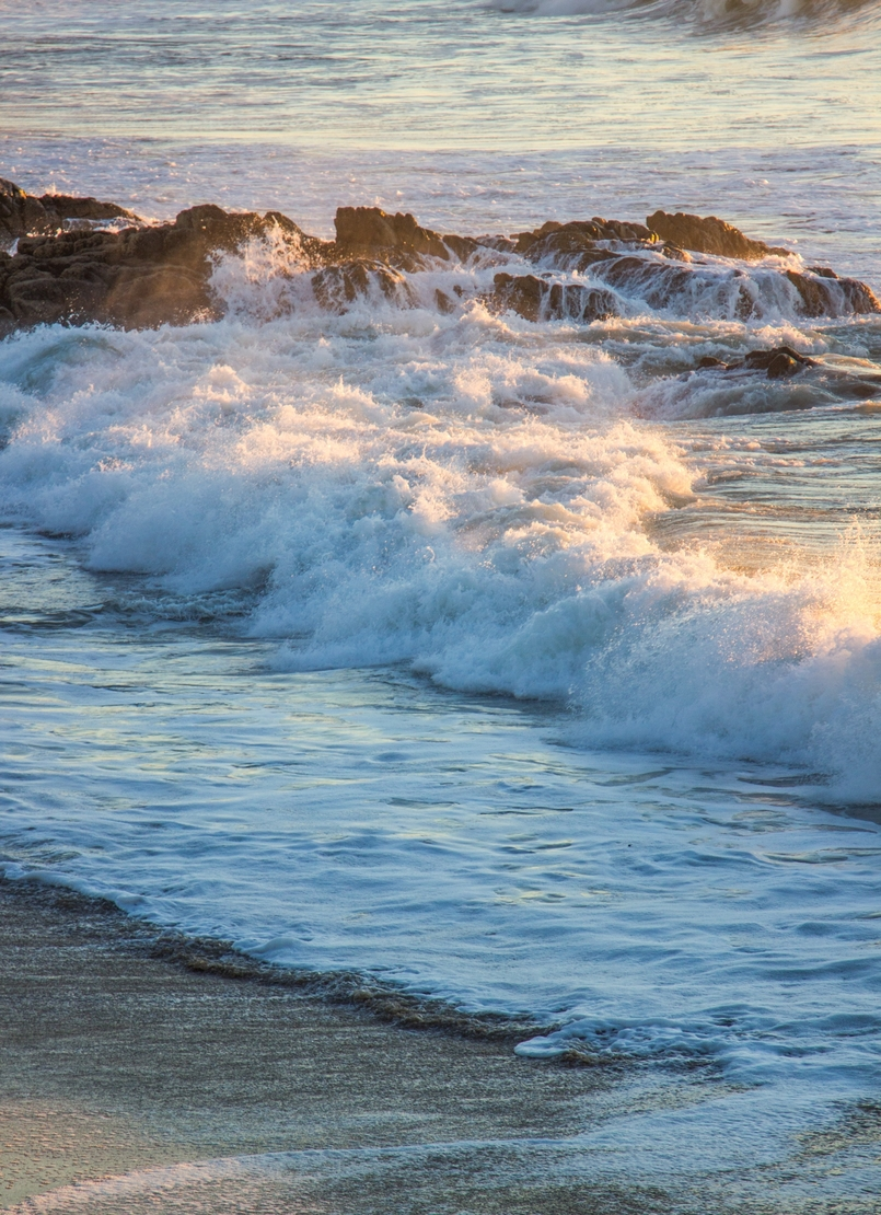 Le Fashionaire (A)mar por do sol ondas areia paisagem praia mar 2716 PT 805x1110