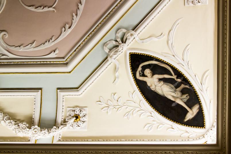 Le Fashionaire Soares dos Reis Museum ceiling soares reis museum mint beautiful room 8888 EN 805x537