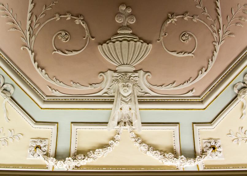 Le Fashionaire Soares dos Reis Museum ceiling soares reis museum mint beautiful room 8889 EN 805x576