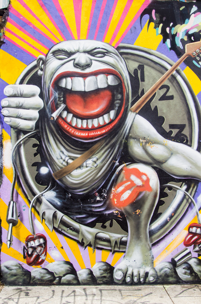 Le Fashionaire Arte Urbana no Beco do Batman graffiti beco batman sao paulo 5440 PT 805x1215
