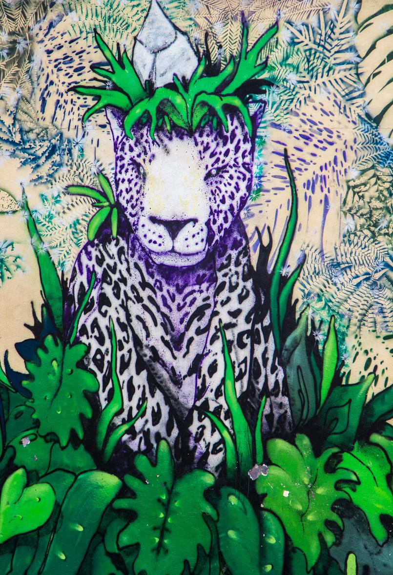 Le Fashionaire Arte Urbana no Beco do Batman tigre graffiti beco batman sao paulo 5475 PT 805x1178