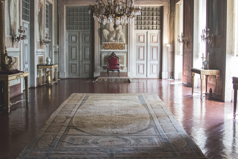 Le Fashionaire Palácio Nacional de Mafra salas repletas opulencia palacio nacional mafra 5433 PT 805x537