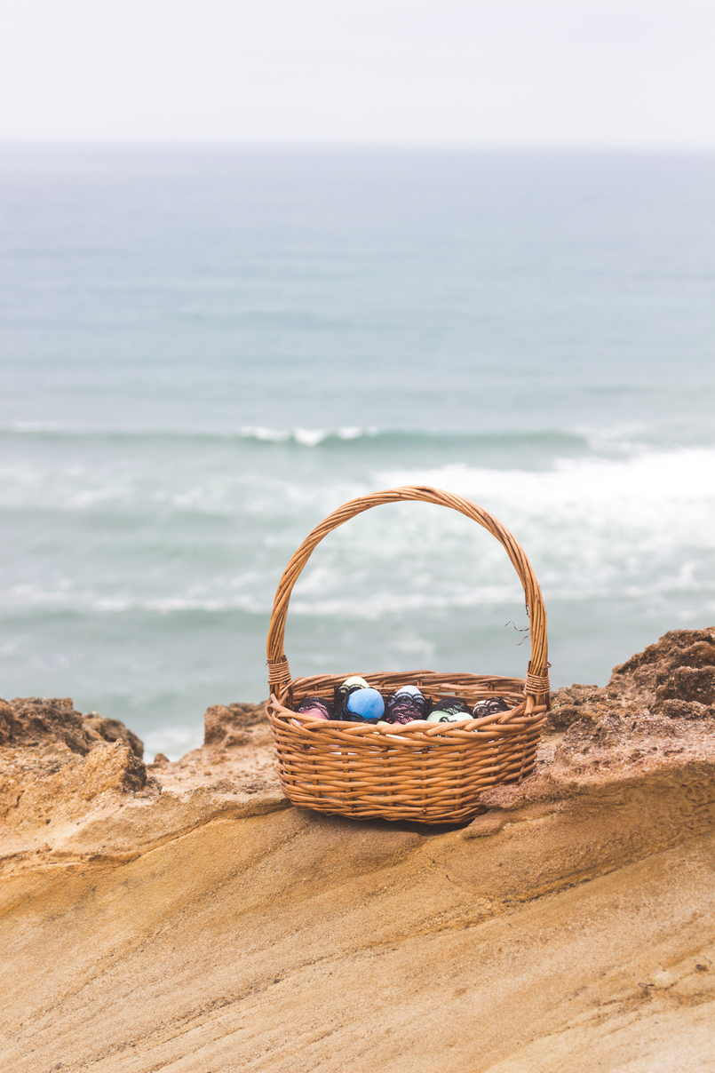 Le Fashionaire Happy easter sea blogger catarine martins easter eggs basket 9667 EN 805x1208