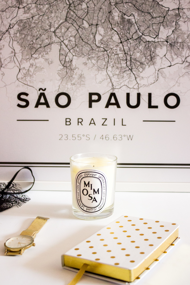 Le Fashionaire Mapiful: the maps everybody's talking about mapiful map white black sao paulo diptyque mimosa candle black bra golden watch notebook diary 5302 EN 805x1208