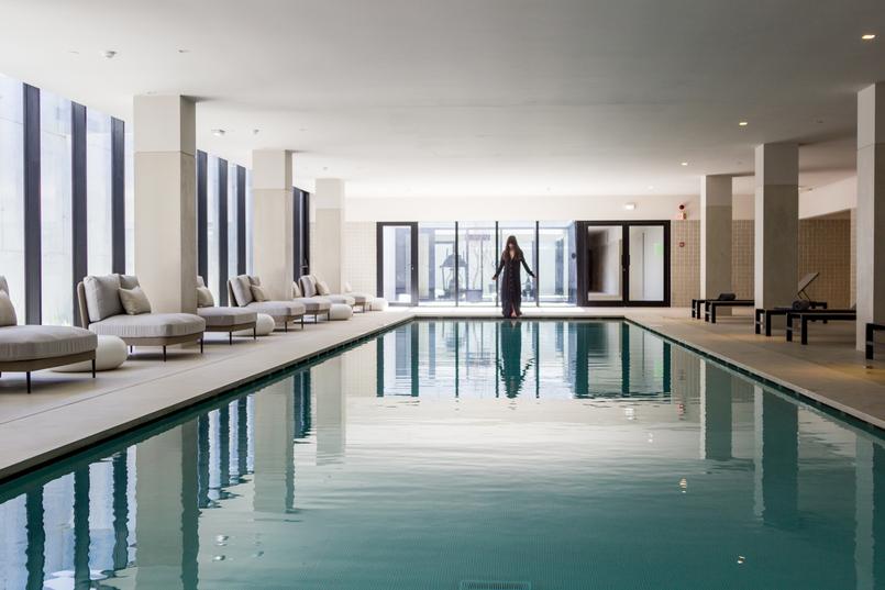 Le Fashionaire O Hotel de charme da Vista Alegre piscina interior spa hotel montebelo vista alegre 6967 PT 805x537
