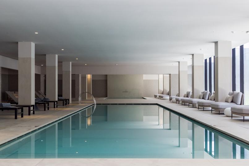 Le Fashionaire O Hotel de charme da Vista Alegre piscina interior spa hotel montebelo vista alegre 6982 PT 805x537