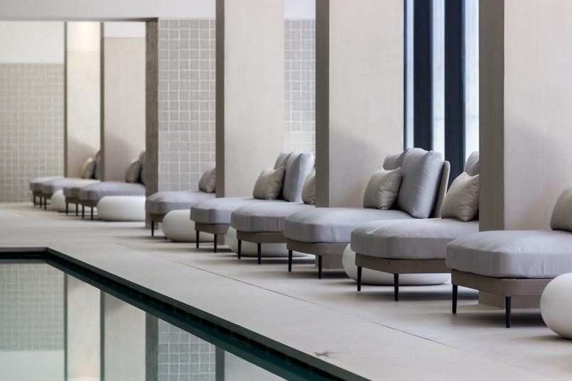 Le Fashionaire O Hotel de charme da Vista Alegre piscina interior spa hotel montebelo vista alegre 6984 PT 805x537