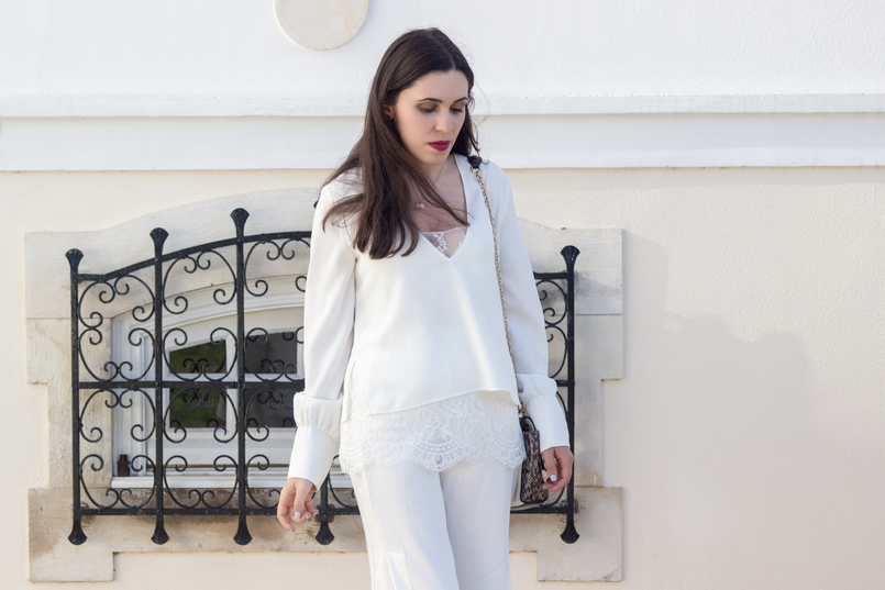 Le Fashionaire Where to shop for discount designer bags? white lace zara blouse oversized white splits pants white quartz hm necklace bulgari white gold earrings 5622 EN 805x537