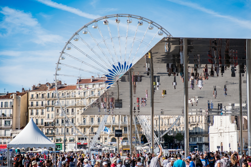 Le Fashionaire Why traveling is so important? marseille ferris wheel 1391 EN 805x537