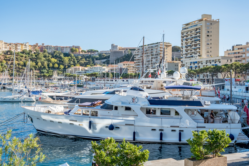 Le Fashionaire Why is Monaco such a magic place? monaco marina yacht boats 0473 EN 805x537