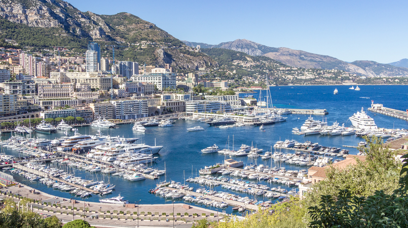 Le Fashionaire Why is Monaco such a magic place? monaco marina yacht boats 8061F EN 805x450