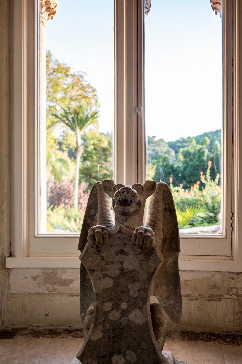 Le Fashionaire Monserrate: um palácio saído de um conto de fadas janela palacio monserrate 6159 PT 805x1208