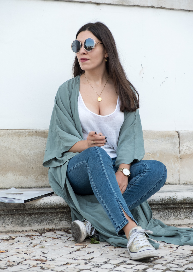 Le Fashionaire How to find the perfect jeans mint cardigan dress nakd denim jeans skinny light bçue nakd converse all star gold gold round sunglasses 5450 EN 805x1136