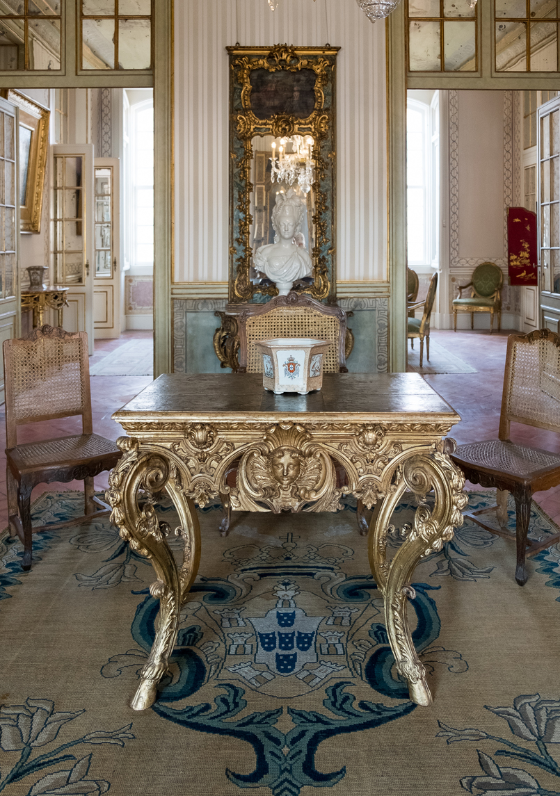 Le Fashionaire The portuguese Palace you need to know palace queluz ornate rooms 5999 EN 805x1145