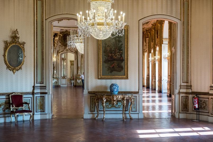 Le Fashionaire Conhecem o Palácio mais bonito do país? palacio queluz 5987 PT 805x537