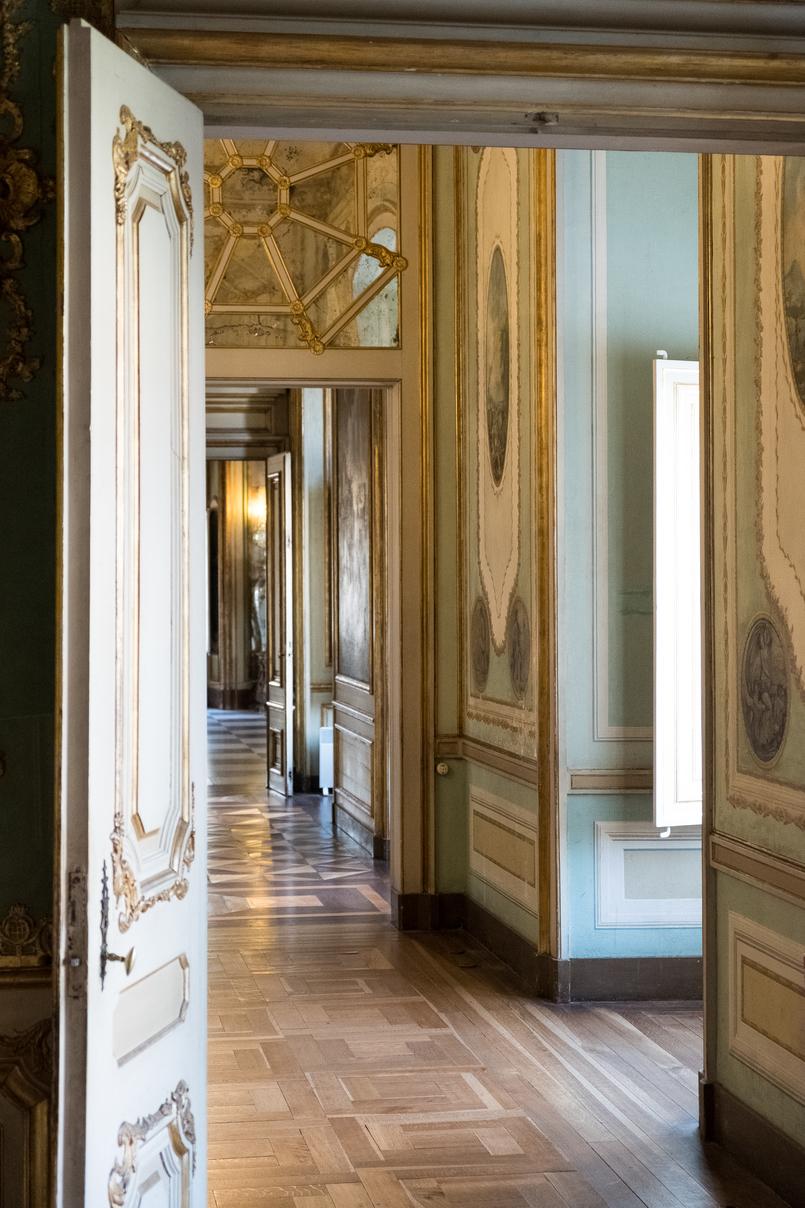 Le Fashionaire Conhecem o Palácio mais bonito do país? palacio queluz salas ornamentadas 6062 PT 805x1208