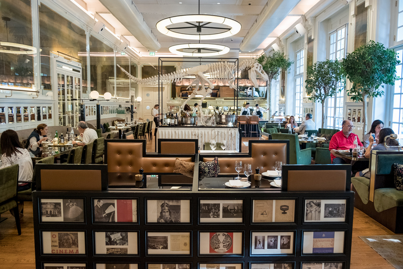 Le Fashionaire Restaurante preferido em Lisboa: JNcQUOI restaurante jncquoi lisboa sala jncquoi 5719 PT 805x537