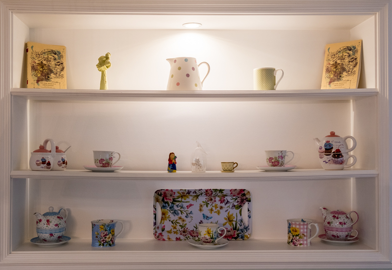 Le Fashionaire Mil Folhas: what about having a snack at a doll's house? mil folhas white mint cafe 2036 EN 805x555