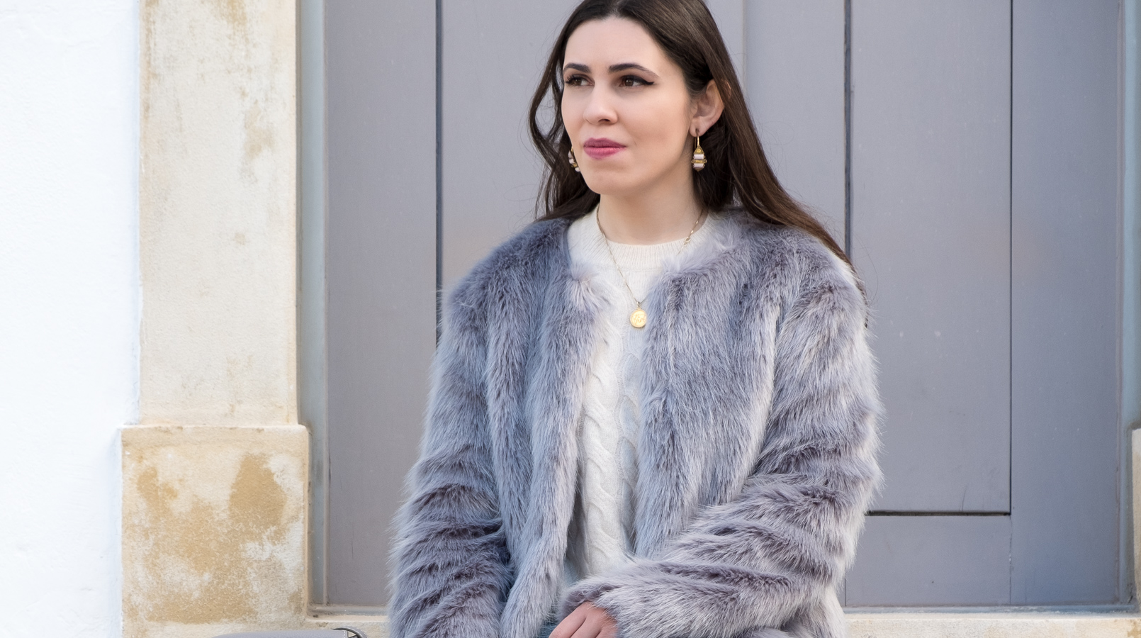 Le Fashionaire What to shop for on black friday (with discount codes) nude cozy eights cashmere mango knit faux fur light blue bershka coat cinco gold world map necklace 2931F EN