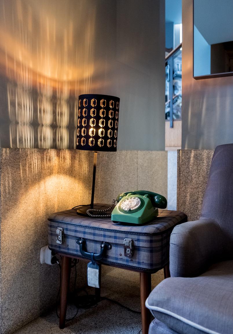 Le Fashionaire Pestana Vintage Hotel: the most charming hotel in Oporto pestana vintage hotel ribeira telefone verde antigo mala 5810 EN 805x1155