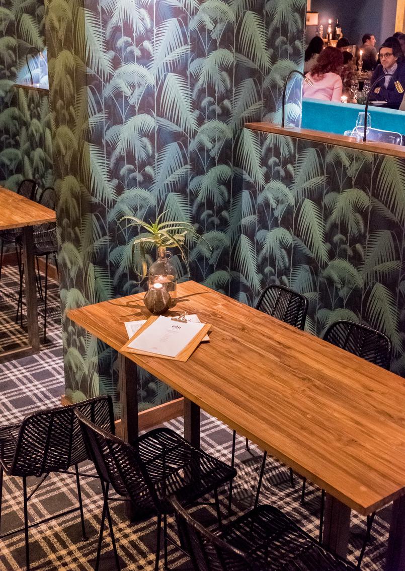 Le Fashionaire Onde jantar na passagem de ano: RIB Beef & Wine rib beef wine hotel pestana vintage decoracao verde 5682 PT 805x1134