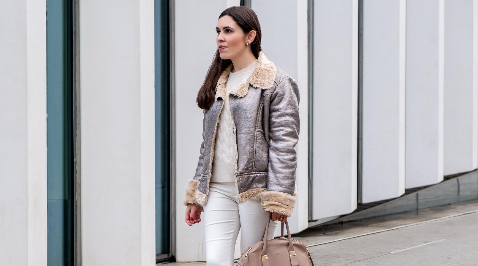 Le Fashionaire Somos demasiado influenciados pelo instagram? camisola oitos bege caxemira mango calcas brancas zara 5404F PT