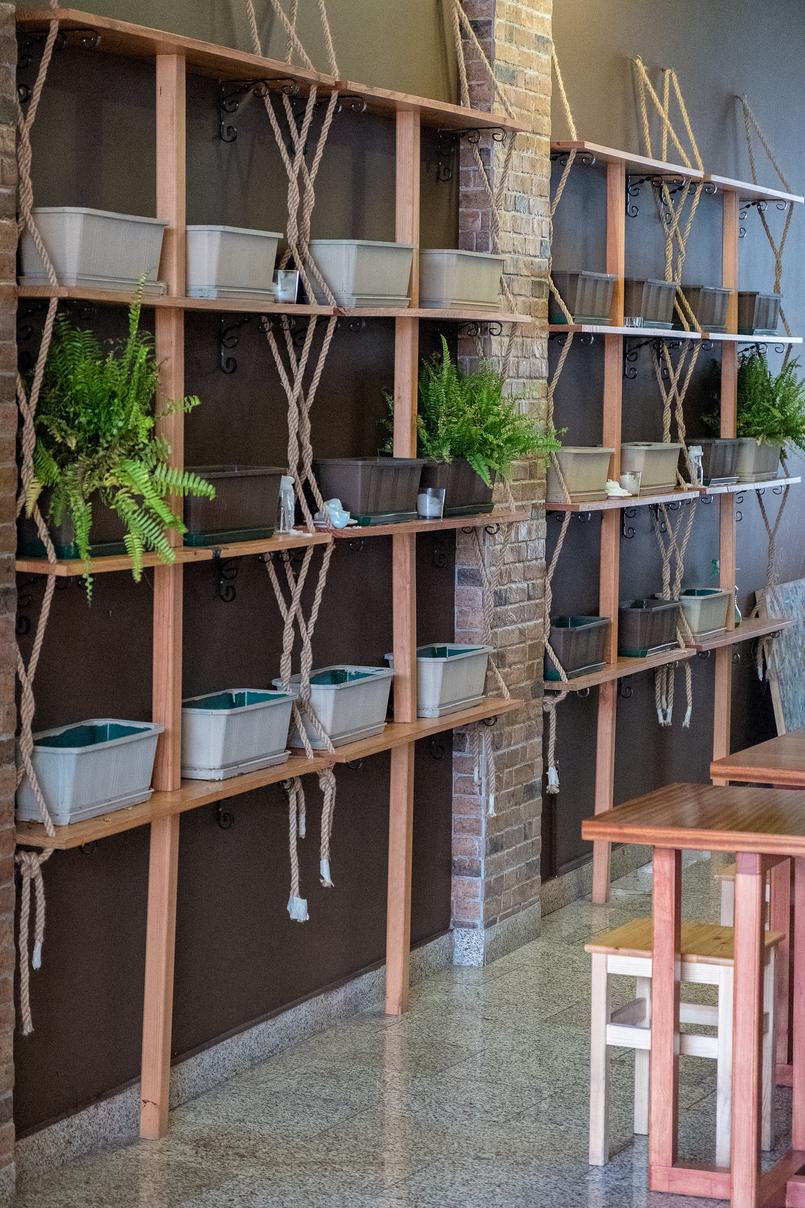 Le Fashionaire Cafés giros no Porto:  Apartamento plantas cafe apartamento porto decoracao vintage 7564 PT 805x1208