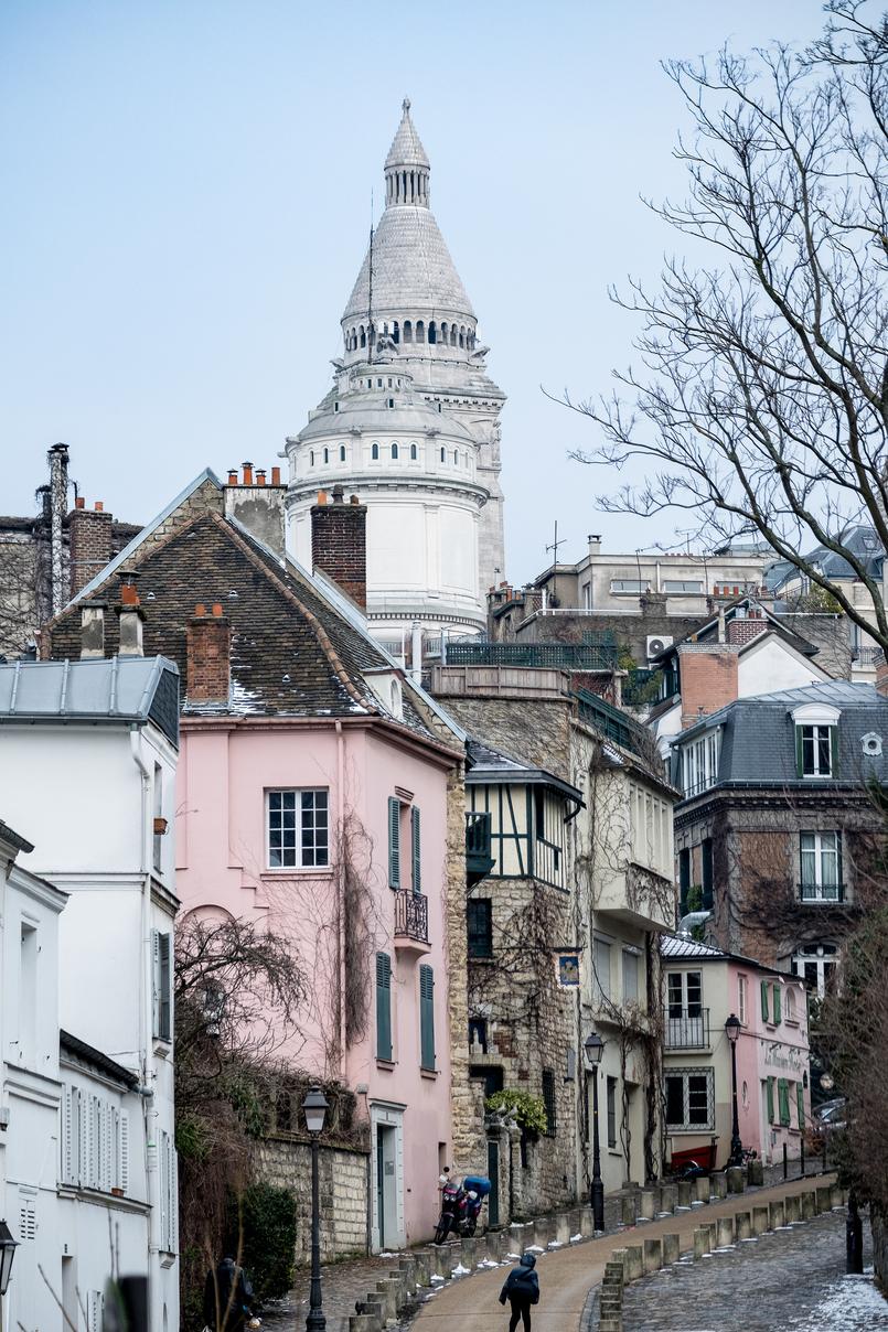 Le Fashionaire Paris: Montmartre and luch at Pink Mamma 2768 EN 805x1208