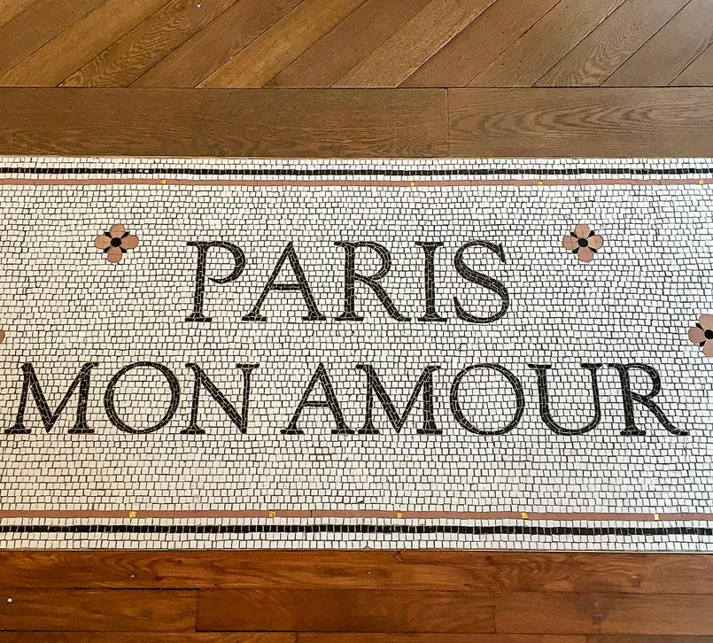 Le Fashionaire 5 sítios imperdíveis em Paris chao paris mon amour sezane 1111 PT 805x726